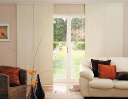sliding door panel blinds. Classic, Stylish And Blockout Panel Blinds Sliding Door D