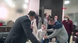 Son dakika haberleri... BURSA Özel çocuklar Başkan Kanar'ın konuğu oldu -  Haberler - Haber Ofisi