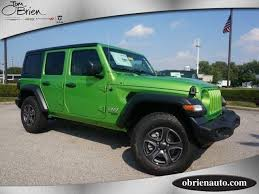 2018 jeep wrangler wrangler unlimited sport s 4x4 in greenwood in tom o