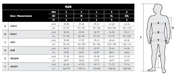 Mares Pioneer 5mm Wetsuit Size Chart Mares Hood Size Chart 2019