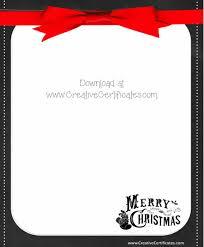Letter Borders For Word Christmas Border Paper Template And Elegant Christmas Letter Border