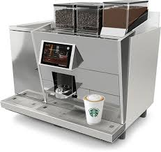 Starbucks Vending Machine Business Amazing Starbucks Branded Solutions Premium Self Serve