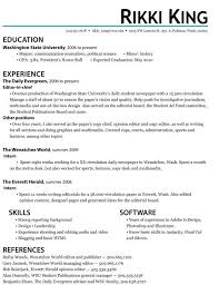 Accounting Internship Resume Objective Newest Photo Intern Samples