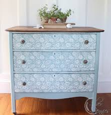 tropical painted furniture. Modren Furniture It S All About The Details Hand Painted Dresser For Dressers Idea 1 To Tropical Furniture