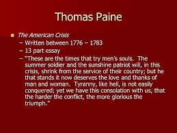 revolutionary literature thomas paine edmund burke ppt  3 thomas