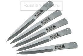- <b>Набор метательных</b> ножей Вятич, <b>5</b> шт - Спортивные ножи ...