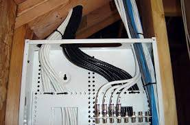 american alarm and audio structured wiring structured wiring systems consist of a centralized panel that all tv phone data cables meet having them centralized they can be utilized for