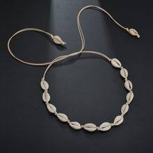 <b>Natural</b> Shell Zinc Alloy Necklace Promotion-Shop for Promotional ...