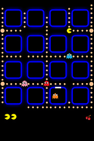 High Quality Pacman IPhone 4 Wallpaper Original