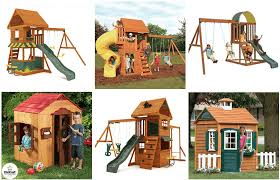 up to 45 off backyard swing sets and play houses today only
