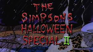 Treehouse Of Horror Episode