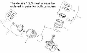 ia parts rxv sxv 450 550 oem sxv 450 550 street legal ia superstore cylinder piston oem engine parts