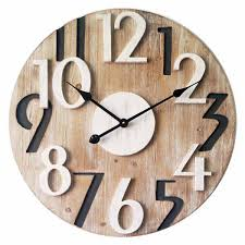 Indogate Com Horloge Murale Design Pour Cuisine