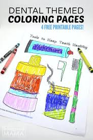 Small Picture 27 best Dental Health Month images on Pinterest Food coloring