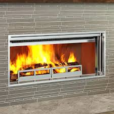 fireplace doors open or closed gas fireplace door masters services