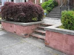 Small Picture Brick retaining wall Home Interior Design InstallHomecom