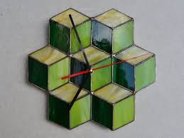 Small Picture 64 best Wall Clocks images on Pinterest Stained glass Wall