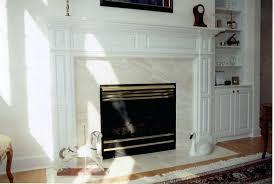 fireplace surround plans faux mantle