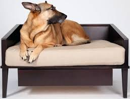 wood pet bed pet bed friendly recycled wood pet bed with foam mattress and drawer modern wood pet bed