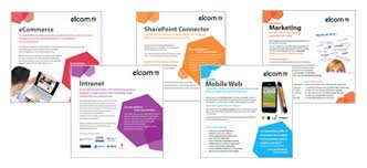 Elcomcms Brochures | Web Content Management System For Intranets ...