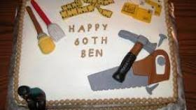50th Birthday Cake Designs For Dad How To
