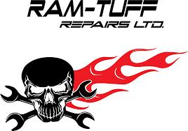 ram logo transparent. logo ram tuff repairs transparent