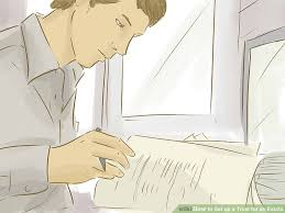 Living Trust Form Mesmerizing How To Set Up A Trust For An Estate 48 Steps With Pictures