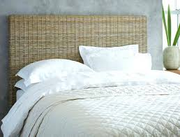 rattan twin bed. Exellent Twin Rattan Bed Headboard The Beautiful Variegate Neutrals Of Natural  Wrapping This Set Tone   In Rattan Twin Bed E
