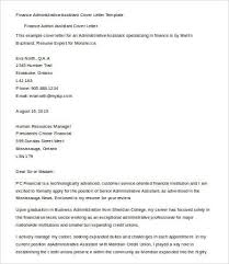 administrative assistant cover letter template cover letters for administrative assistant 6 free word