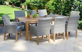 florida wicker garden set 8 seats
