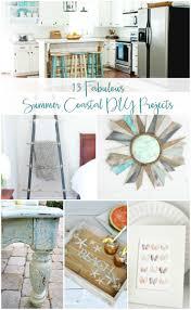 over a dozen fabulous summer coastal decor ideas