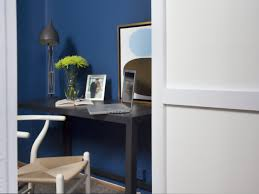 blue white office space. office room colors painting small spaces blue white space n