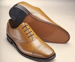 a beautifully crafted leather goodyear welted sole can be replaced by a cobbler