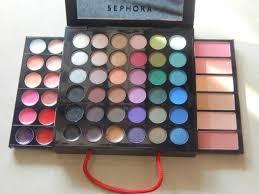 sephora collection um ping bag makeup palette review