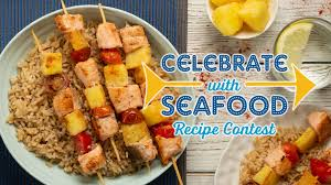 family meals month family meals month recipe contest seafood nutrition partnership