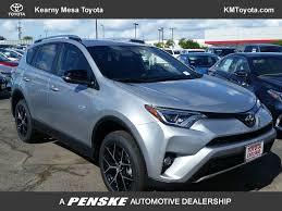 2018 New Toyota RAV4 SE FWD at Kearny Mesa Toyota Serving Kearny ...