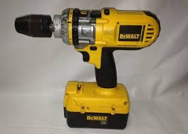 Bare Tool Dewalt Dc900 Cordless Hammer Drill 36 Volts 1 2