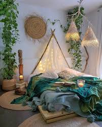 bohemian style ideas for bedroom decor