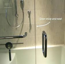 shower door side seal petite shower door side seal glass wipe quality replacement seal shower doors