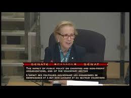 Hilary Pearson Senate Testimony - YouTube