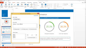 Ms Powerpoint Examples Automate Your Powerpoint Presentation With Ms Excel Using The Engage Powerpoint Add In