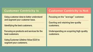 Tell Me About Your Previous Work Experience In Customer Service Customer Centricity What It Means To Be Customer Centric