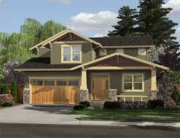 New Craftsman Style Home HousePlan.co 21111A The Brentwood