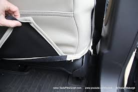 tesla model s front seat cover material