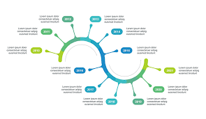 Timeline On Ppt Curve Timeline Ppt For Powerpoint Download Now