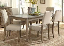 gray dining room table. Round Dining Room Kitchen Table And Chairs Gray Wash Weathered Grey . B