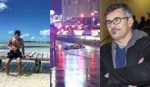Incidente Ponte Milvio, alla guida il figlio del regista Paolo Genovese