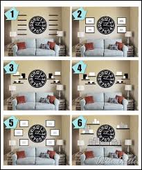 best 25 wall clock decor ideas