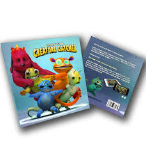 Creative <b>Creature</b> Catcher - An Augmented Reality Children's Book