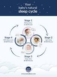 Baby Sleep Cycle Chart Rem Sleep Cycle Of Your Baby Nested Bean Rem Sleep